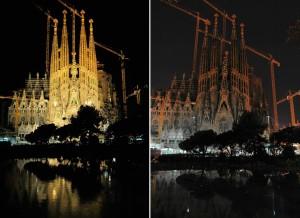 Spain Earth Hour